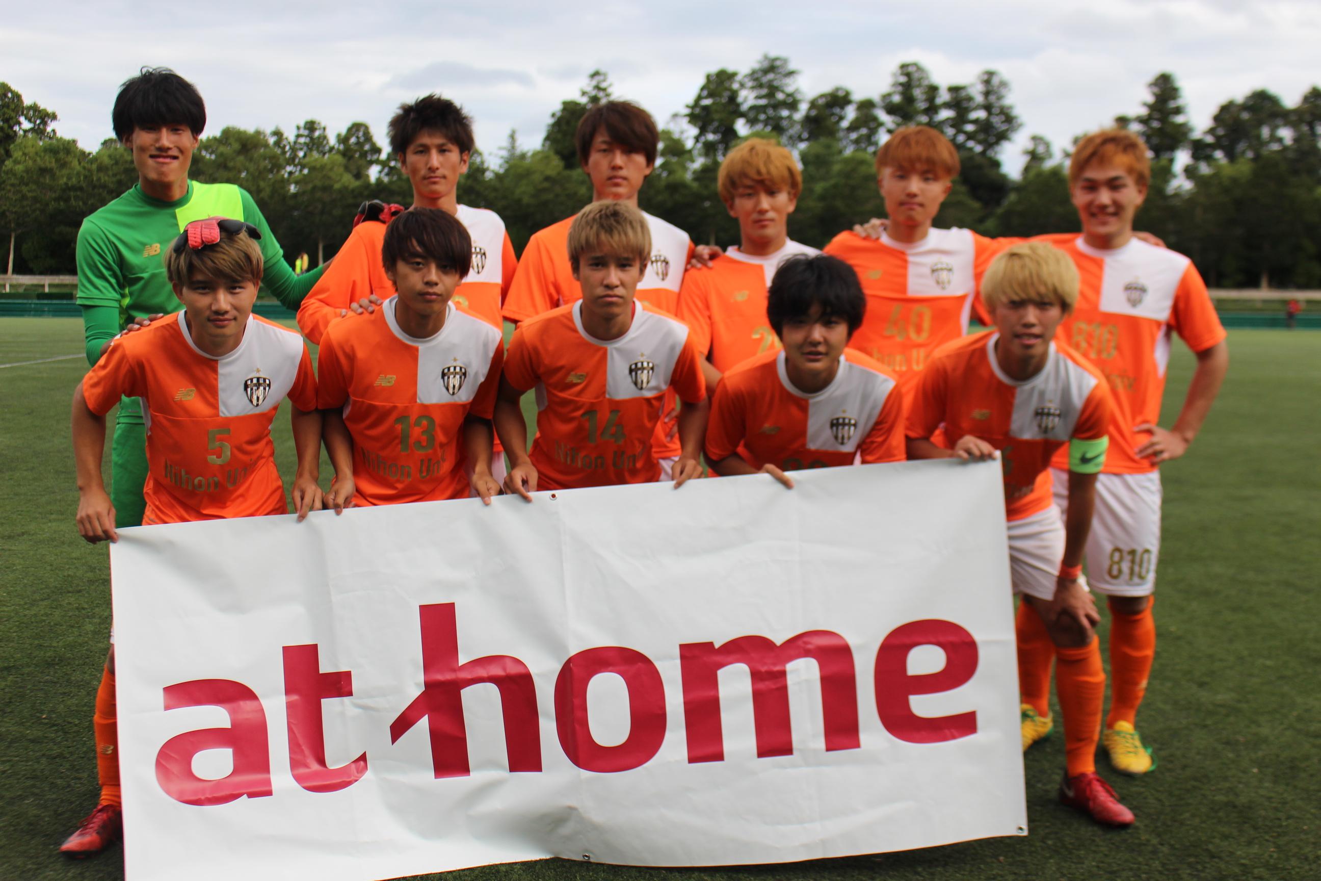 日本大学教育サッカーBAMBINO