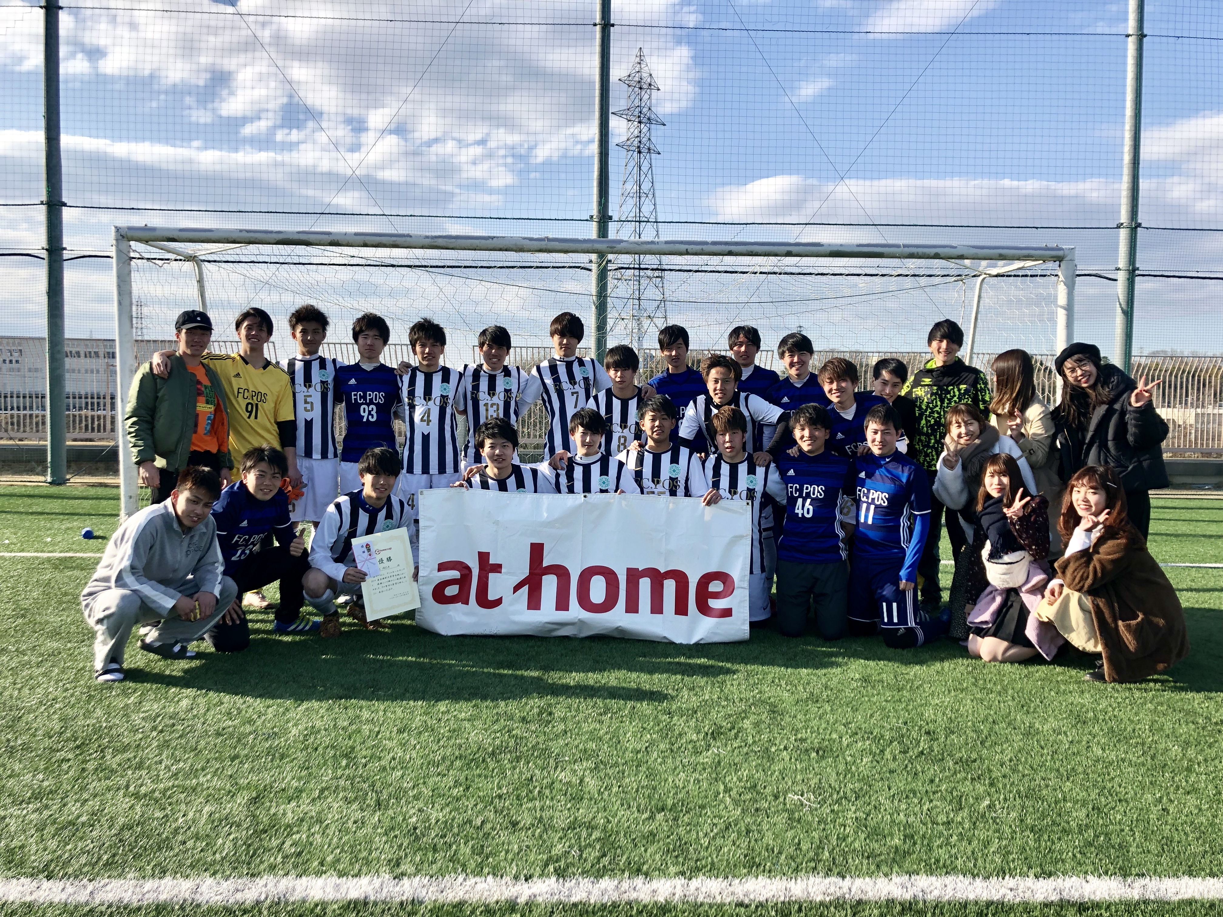 東京理科大学 FC POS A
